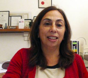 Dr Faye Stone